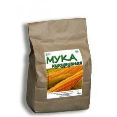 Мука кукурузная, Органик Эко Продукт, 500г