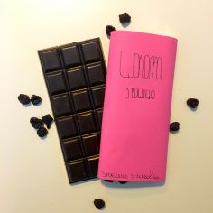 Шоколад с вишней, Chovenchoco, 100г