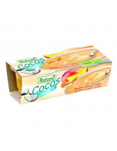 Десерт кокосовый манго 2х110г, Natumi