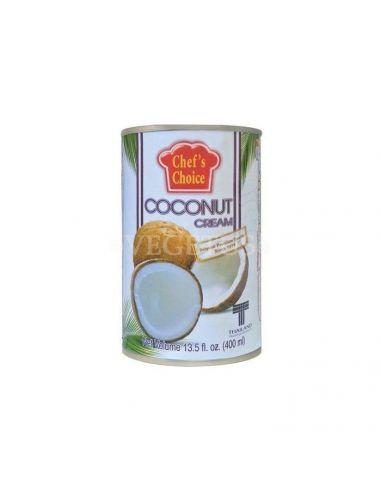 Сливки кокосовые 20%, 400г
