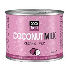 Сливки кокосовые, CocoFina, 200мл