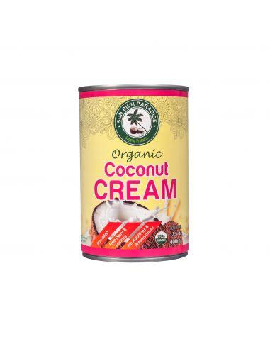 Сливки кокосовые, Sun Rich Paradise, 400 мл
