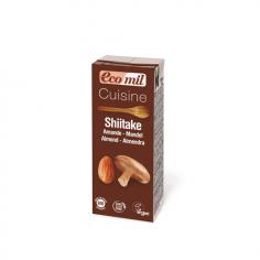 Сливки с грибами шиитаке, EcoMil, 200мл