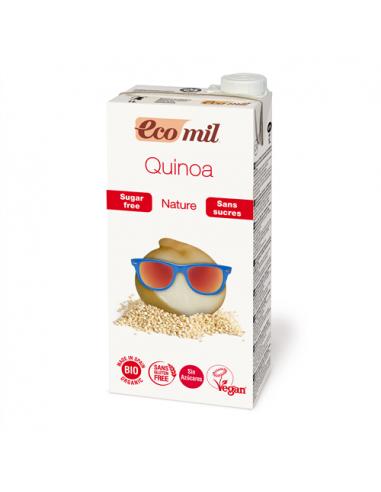 Молоко из киноа с агавой, Ecomil, 1000мл