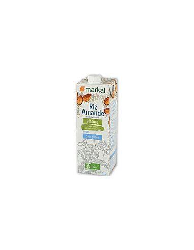 Молоко рисовое с миндалем Rice Drink, MARKAL, 1000мл