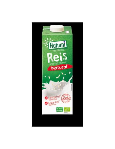 Молоко рисовое, Natumi, 1000мл