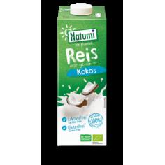 Молоко рисово-кокосовое, Natumi, 1000мл