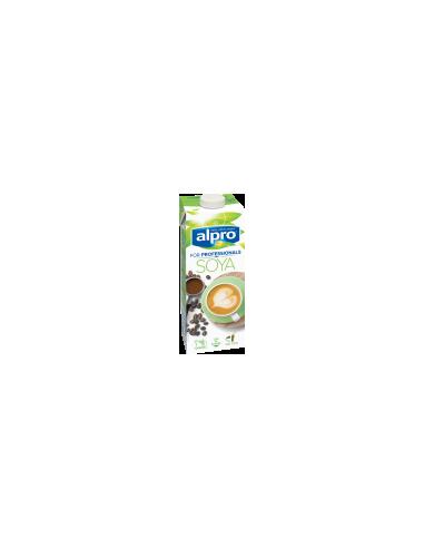 Молоко соевое натуральное для профессионалов, Alpro, 1000мл