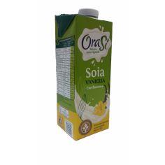 Молоко соевое с ванилью, Orasi, 1000мл