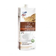 Молоко соевое с кальцием, Soya Drink, La Finestra, 1000мл