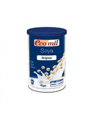 Молоко сухое соевое, Ecomil, 400г