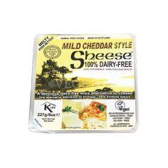 Сыр твердый, чеддер ломтики,  SCHEESE, 227г