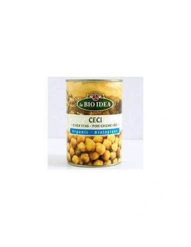 Нут органический, Organic check-peas, 400г
