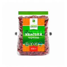 Фасоль красная, NATURAL GREEN,300г