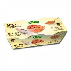 Десерт рисовый карамельный, Naturgreen, 125г.