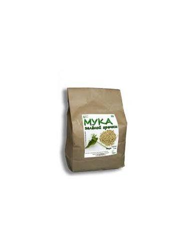 Мука из цельносмолотого зерна, пшенично-ржаная