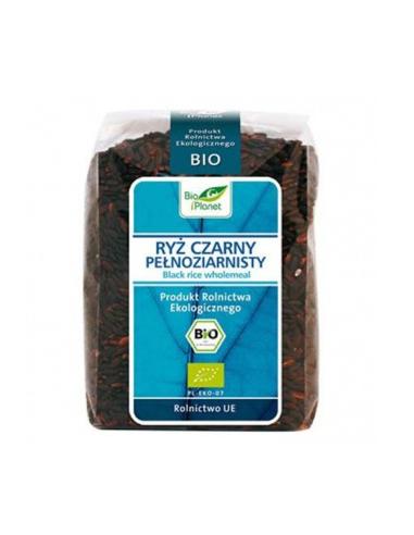 Рис черный цельнозерновой, Bio Planet, 400г