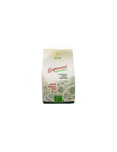 Мука из твердых сортов пшеницы органическая, Екород, 1кг