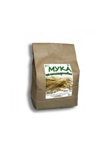 Мука пшеничная цельнозерновая, Органик Эко Продукт, 500г