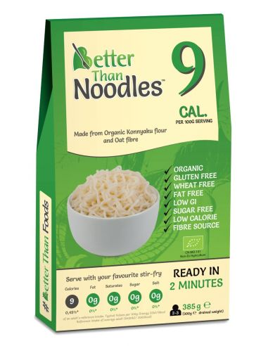 Спагетти органические Better than Foods, 300 гр