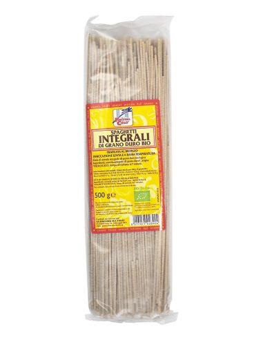 Спагетти цельнозерновые, La Finestra, 500г
