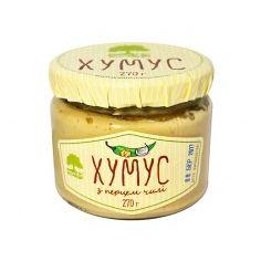 Хумус с зеленым перцем чили, Інша їжа, 270г