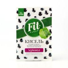Кисель витаминизированный с черникой, ФитПарад, 50г