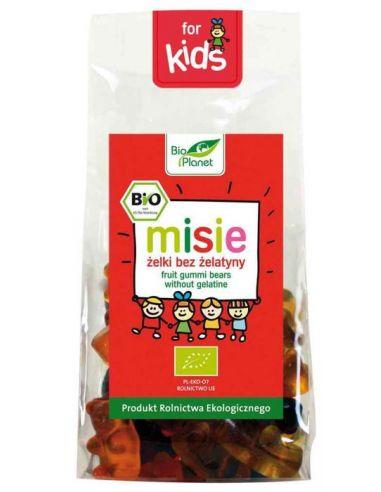 Желейные конфеты  без желатина, Bio Planet, 100 г