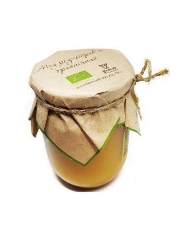 Мед разнотравье органический, Екород, 700г