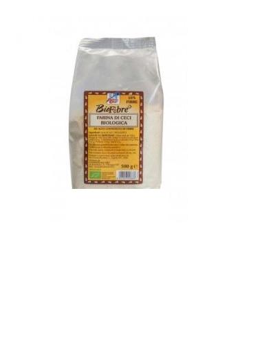 Мука нутовая органическая, Organic Chec-Peas, 500 гр