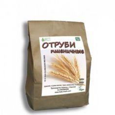 Отруби пшеничные, Органик Эко Продукт, 500г