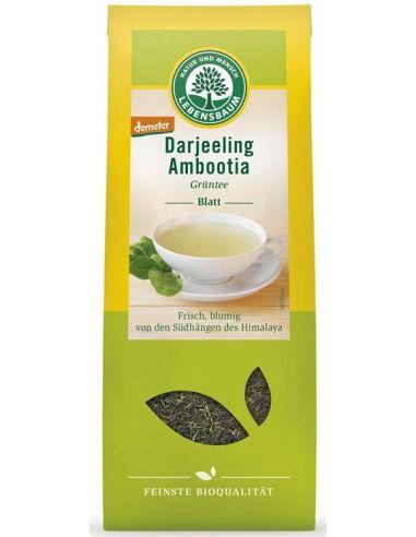 Чай зеленый Darjeeling Ambutia Blatt, Lebensbaum,50г