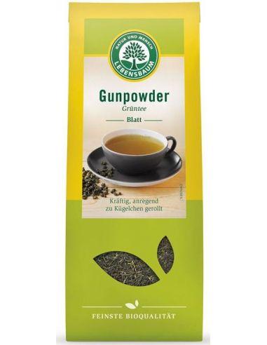 Чай зеленый Gunpowder Blatt, Lebensbaum,100г