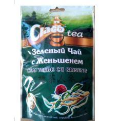 Чай зеленый с женьшенем, Ciaco,