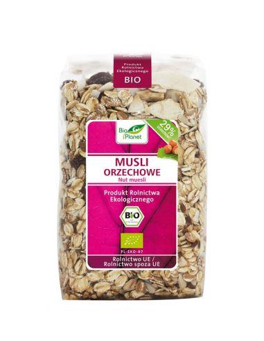 Мюсли ореховые, Bio Planet,Bio, 300г