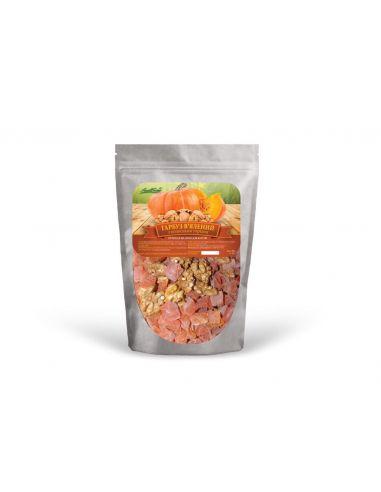 Сироп агавы с малиновым вкусом, 350г.