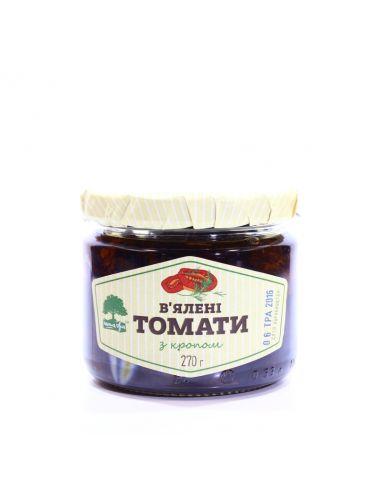 Вялені томати з кропом, Інша їжа, 270г