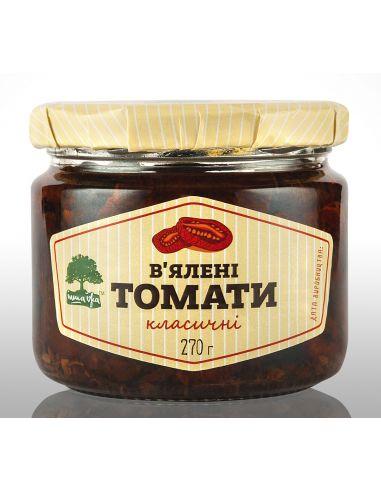 Вялені томати класичні, Інша їжа, 270г
