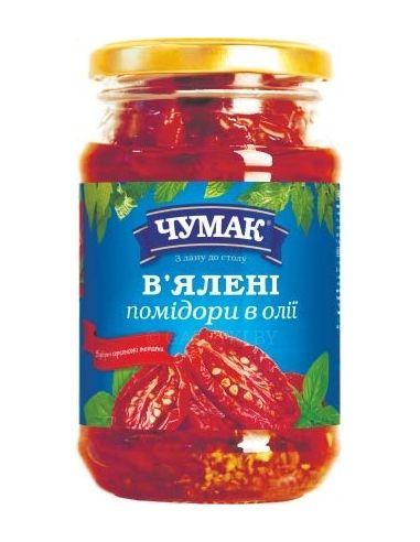 Вяленые томати, Чумак, 280г