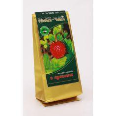 Иван чай ферментированный с земляникой, Зоряний Гай, 50г