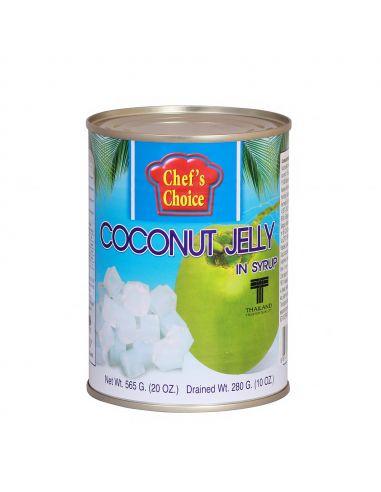 Кокосовое желе в сиропе, 565г