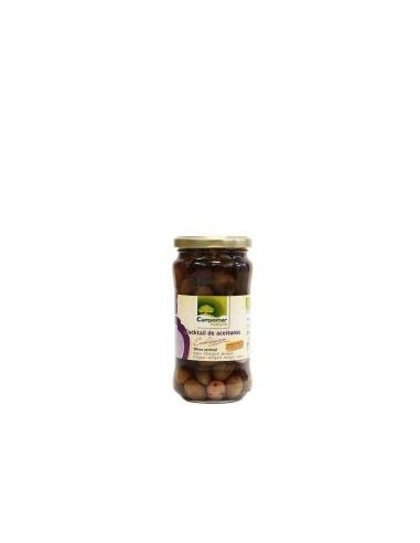 Оливки черные органические, 350г