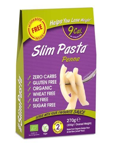 Паста тонкая Пенне органическая, Better than Foods, 200 гр