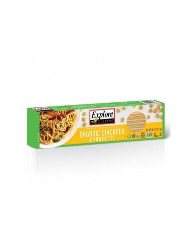 Спагетти из соевых бобов эдамамэ, Explore Cuisine, 200г