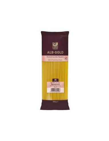 Спагетти кукурузно-рисовые, ALB-Gold, 500г