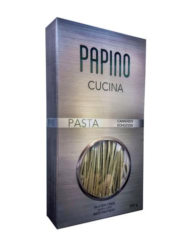 Локшина конопляна PAPINO CUCINA, 300г