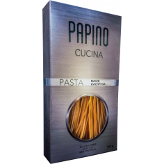 Локшина кукурудзяна PAPINO CUCINA, 300г