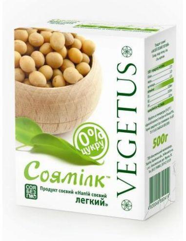"""Молоко соєве """"легке"""", Vegetus"""