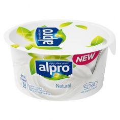 Йогурт соєвий натуральний, Alpro, 150г.