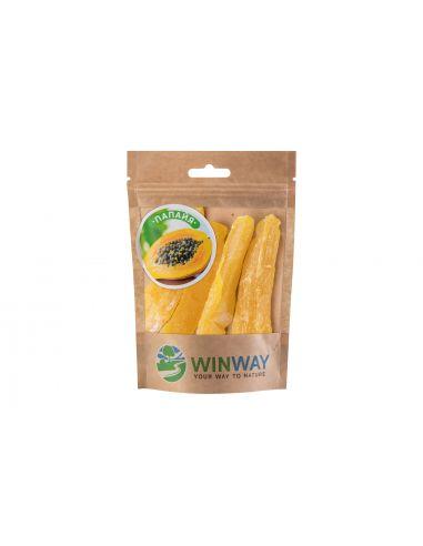 Папайя палички сушена, Winway, 100г